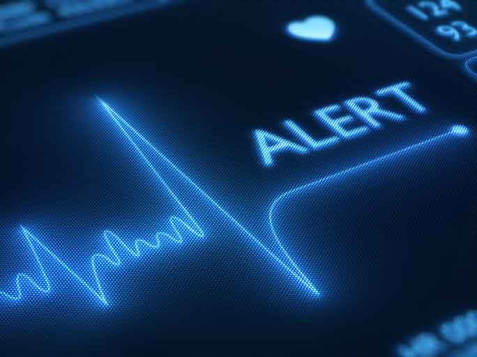 Granuflo heart attack alert