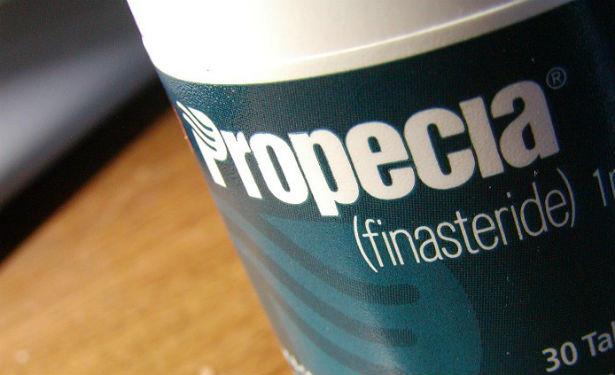 Propecia Bottle
