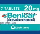 Benicar label